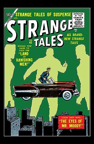 Strange Tales (1951-1968) #45