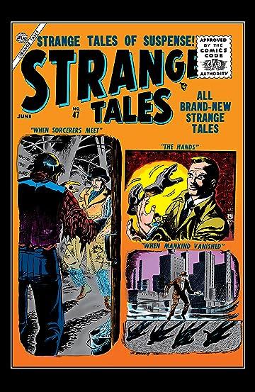 Strange Tales (1951-1968) #47