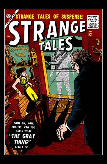 Strange Tales (1951-1968) #53
