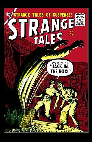 Strange Tales (1951-1968) #55