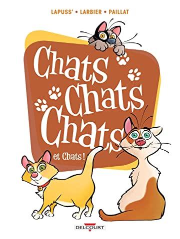 Chats chats chats et chats !