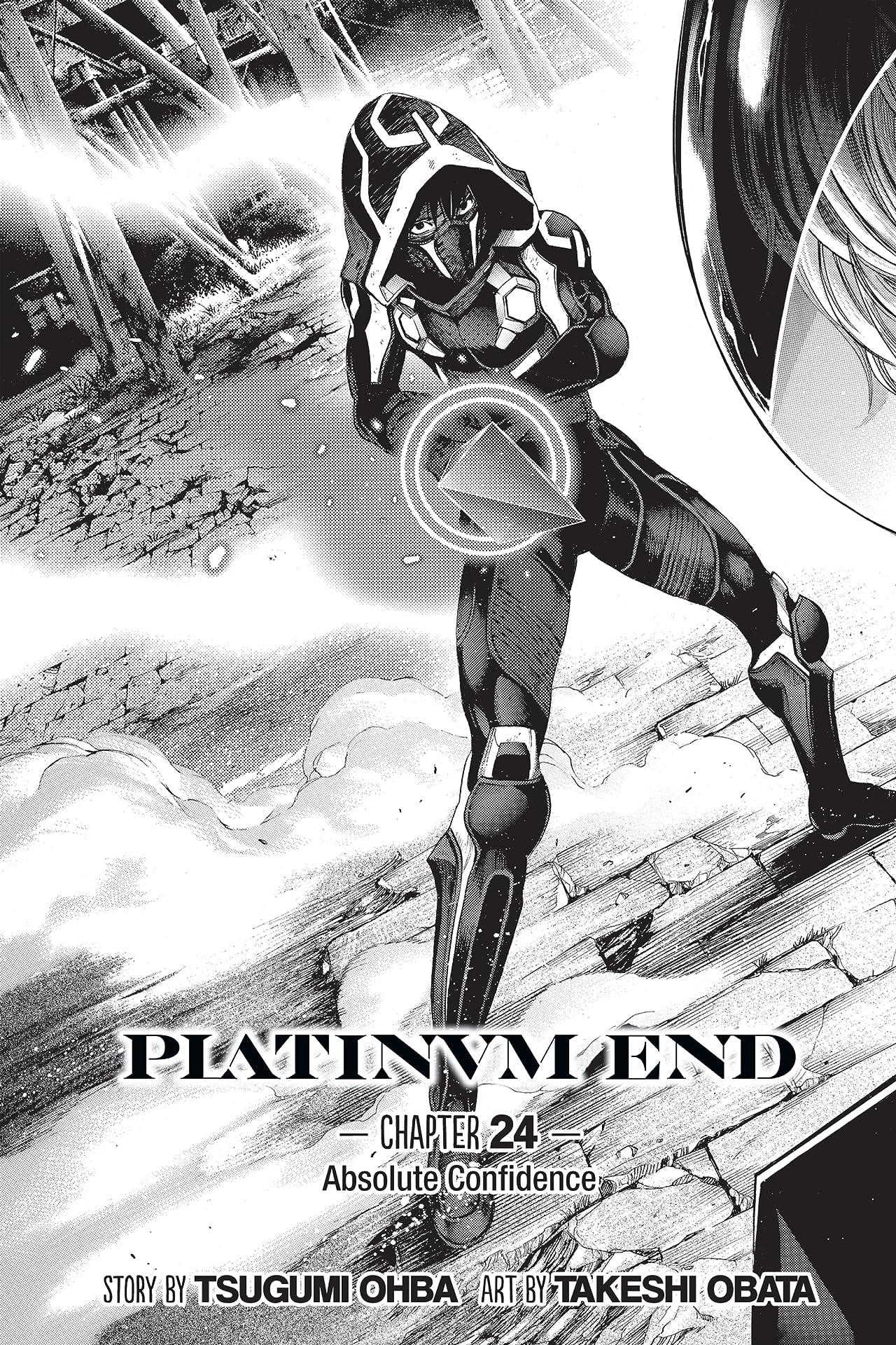 Platinum End: Chapter 24