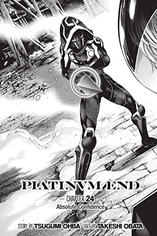 Platinum End: Chapter 24