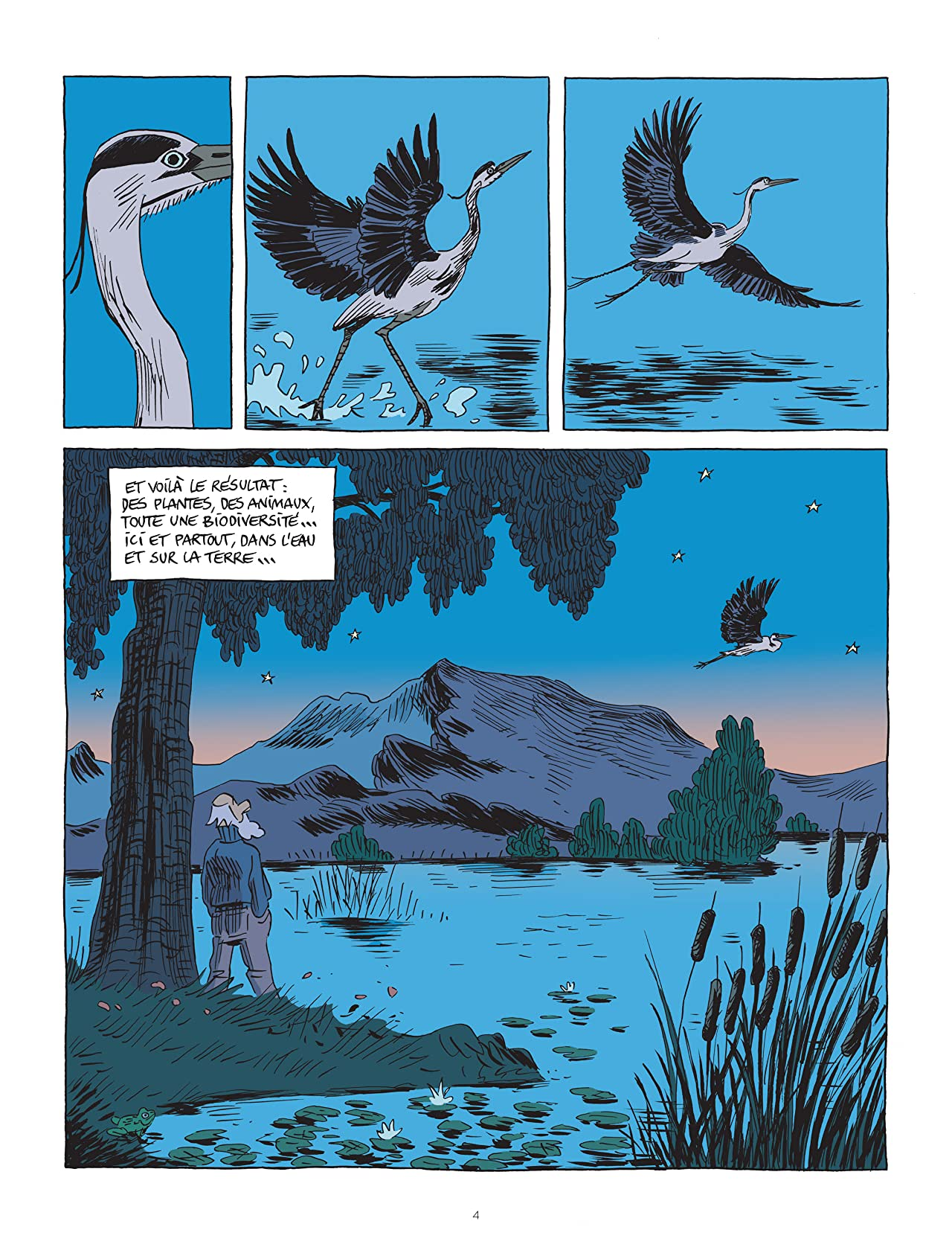 Hubert Reeves nous explique Vol. 1: La biodiversité