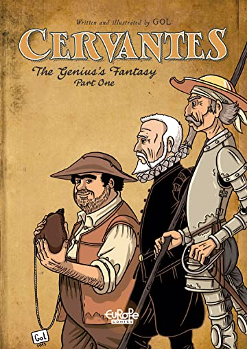 Cervantes Vol. 1: The Genius's Fantasy