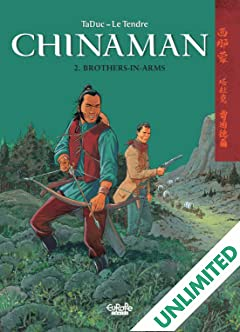 Chinaman Vol. 2: Brothers-in-arms