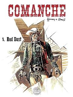 Comanche Tome 1: Red Dust