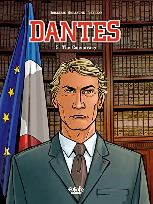 Dantes COMIC_VOLUME_ABBREVIATION 5: The Conspiracy