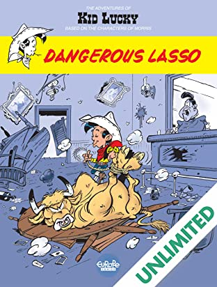 Kid Lucky Vol. 2: Dangerous lasso