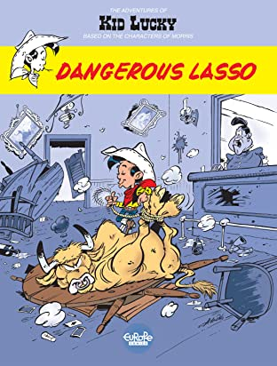 Kid Lucky Tome 2: Dangerous lasso