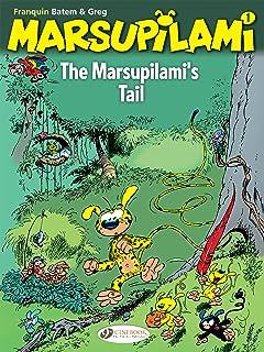 The Marsupilami Vol. 1: The Marsupilami's tail