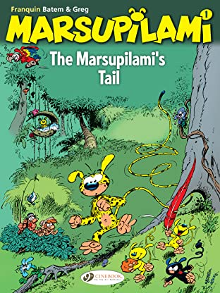 The Marsupilami Vol. 1: The Marsupilami's tail