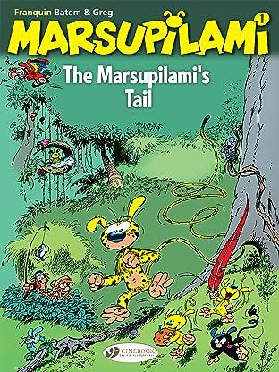 The Marsupilami Tome 1: The Marsupilami's tail