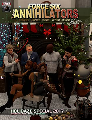 Force Six, The Annihilators: HoliDaze Special 2017