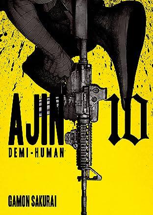 AJIN: Demi-Human Tome 10