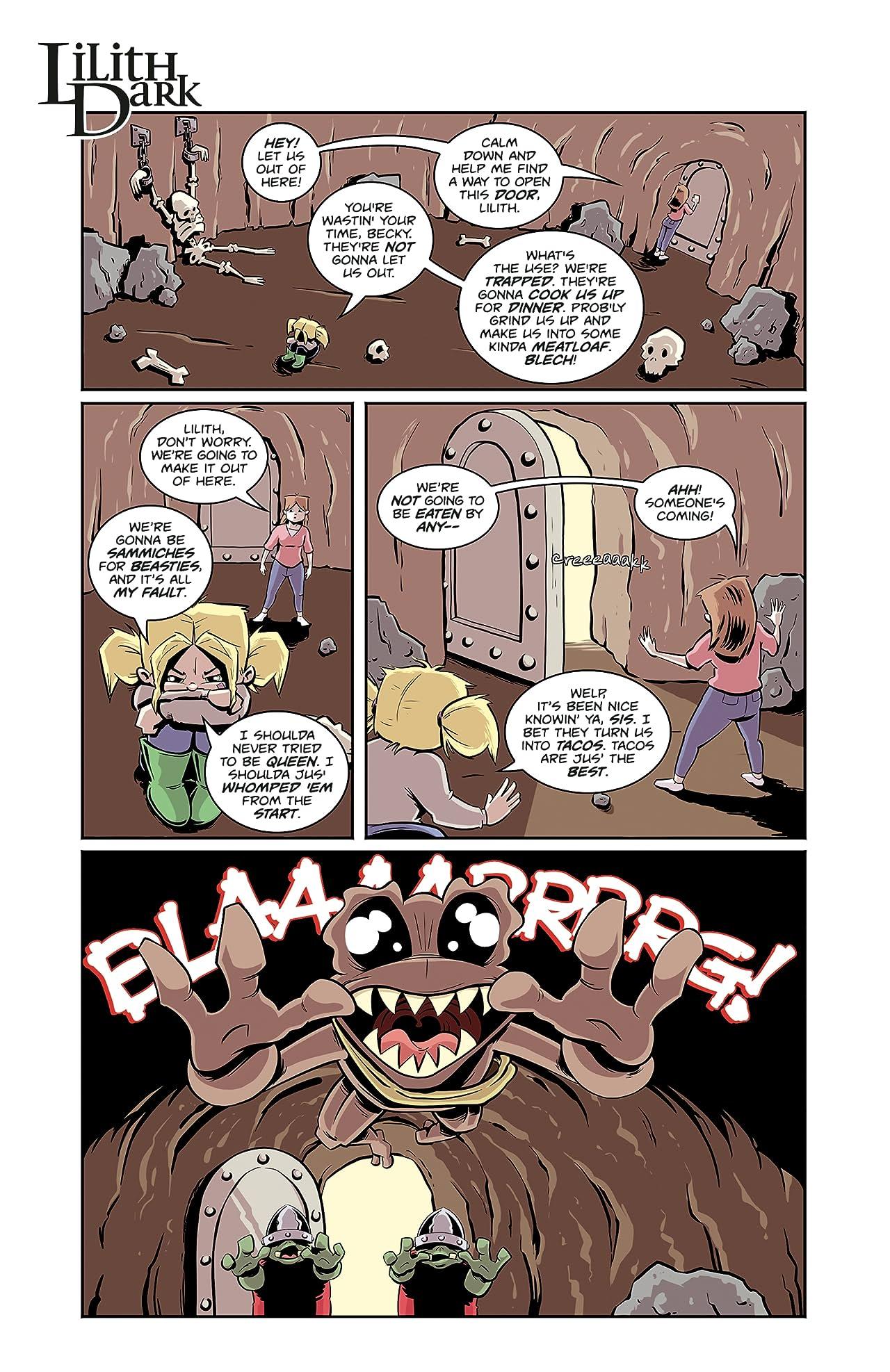 Lilith Dark #3