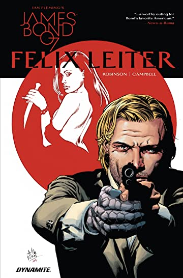 James Bond: Felix Leiter (2017) Tome 1