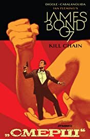 James Bond: Kill Chain (2017) #5 (of 6)