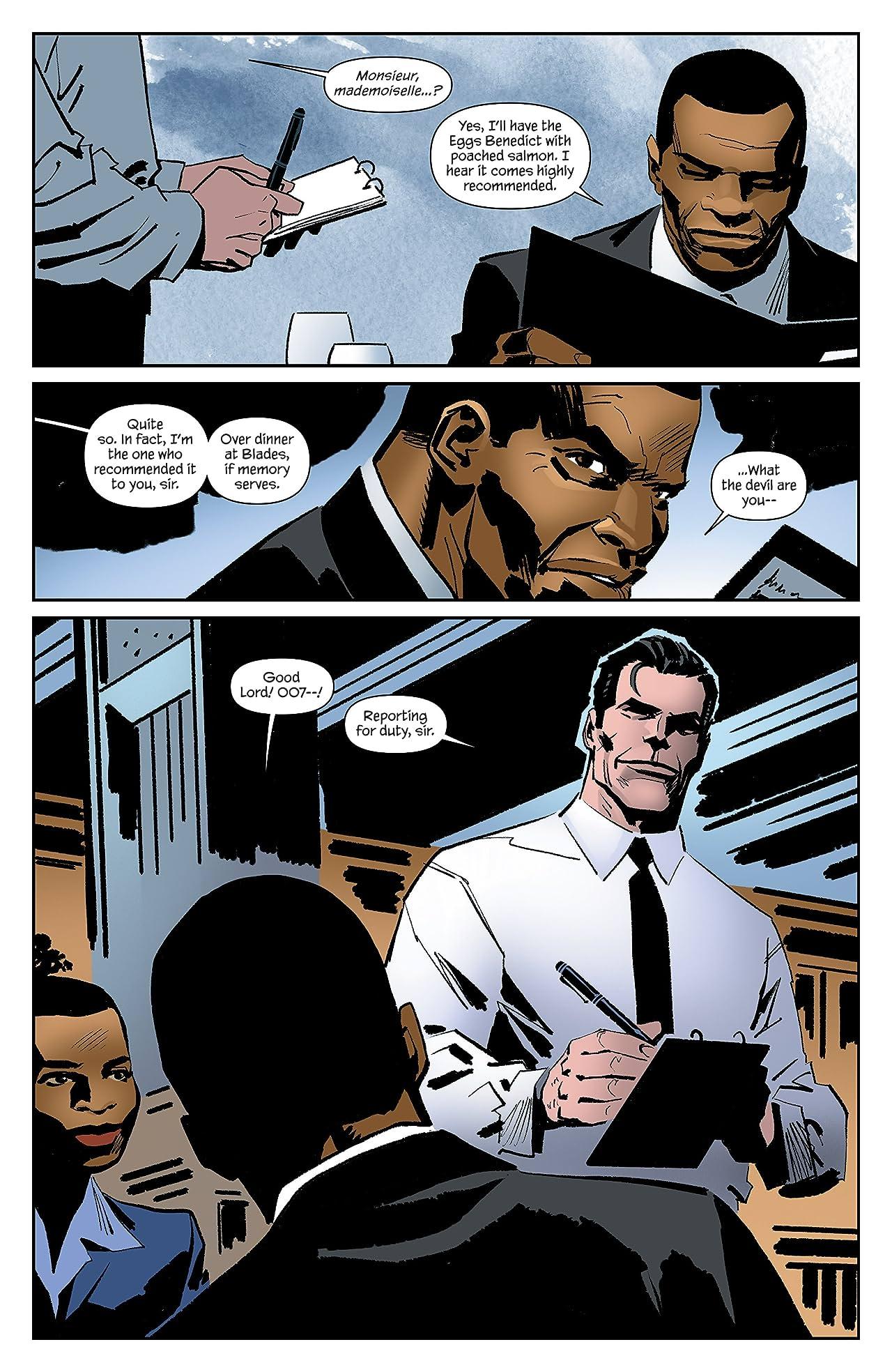 James Bond: Kill Chain #5
