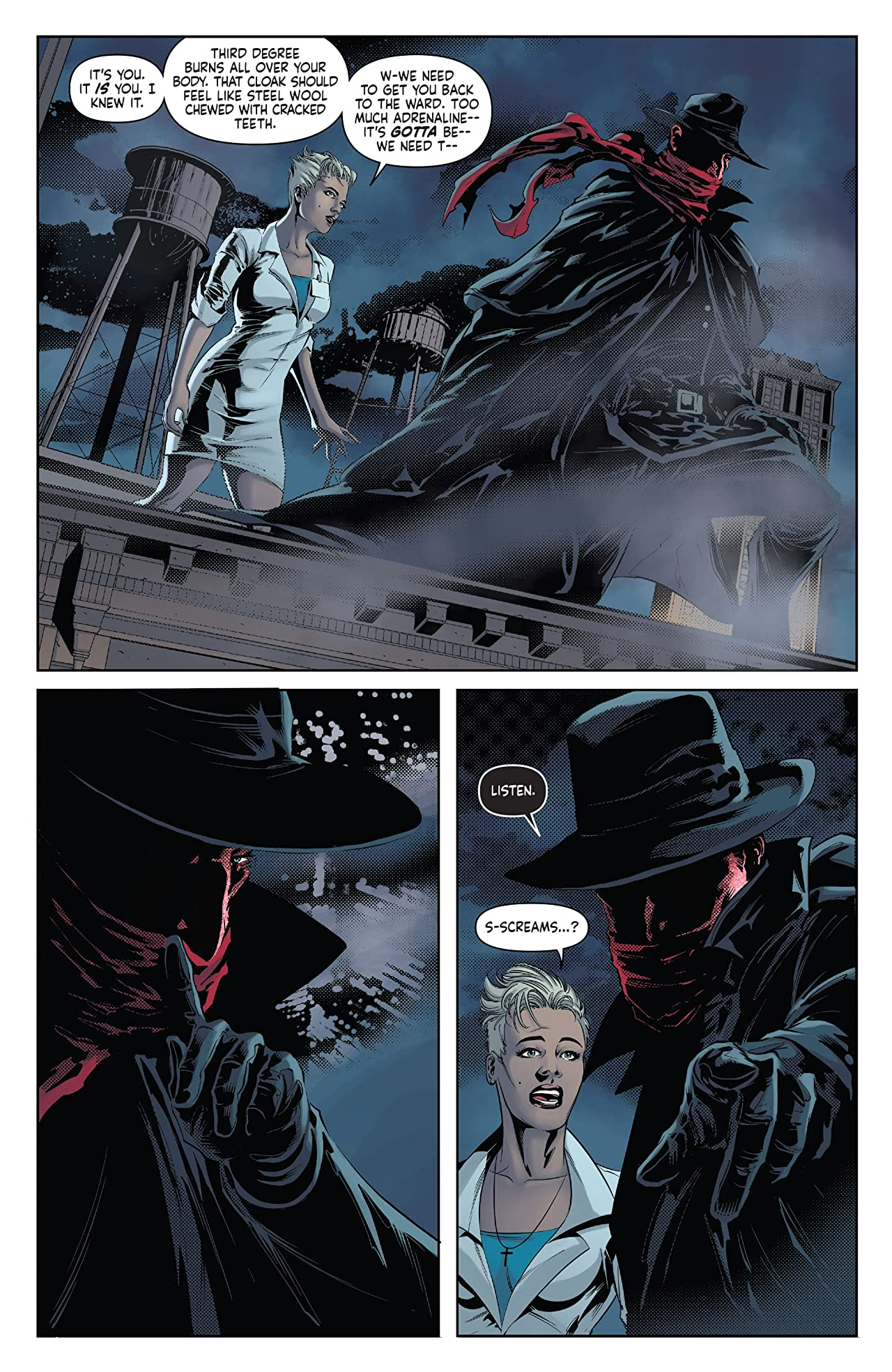 The Shadow (2017) #4