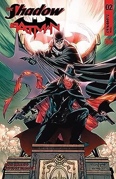 The Shadow/Batman #2