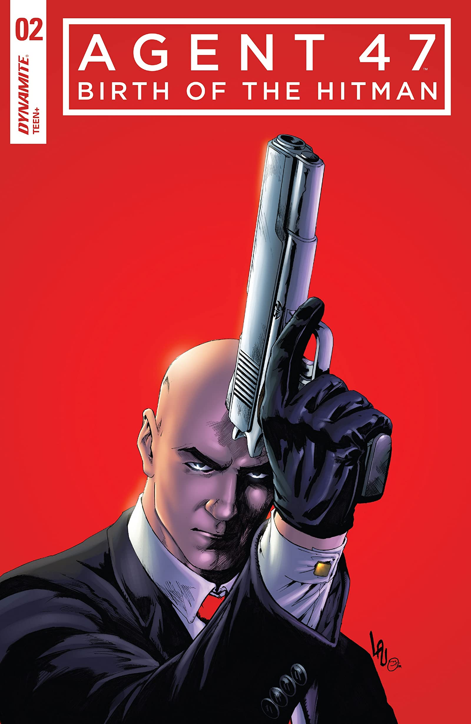 Agent 47 Birth Of The Hitman 2 Comics By Comixology
