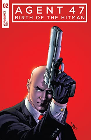 Agent 47: Birth Of The Hitman No.2