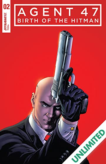 Agent 47: Birth Of The Hitman #2