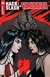 Hack/Slash vs. Vampirella #2