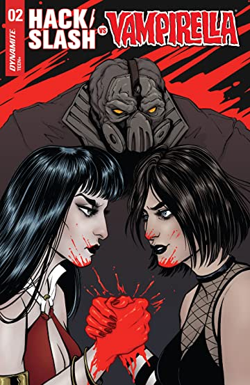 Hack/Slash vs. Vampirella No.2
