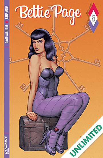 Bettie Page (2017) #5