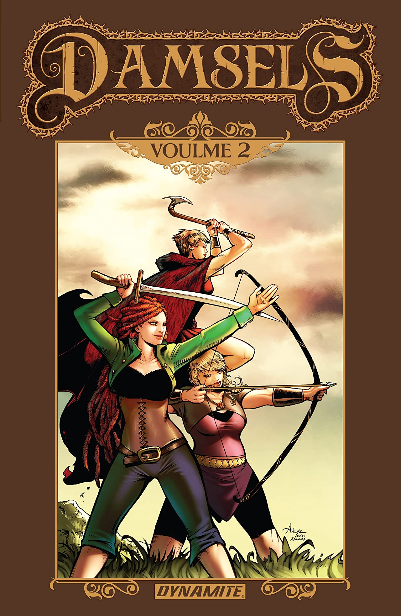 Damsels Tome 2