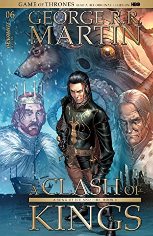 George R.R. Martin's A Clash Of Kings: The Comic Book No.6