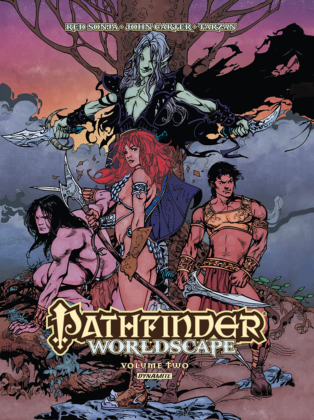 Pathfinder: Worldscape Vol. 2
