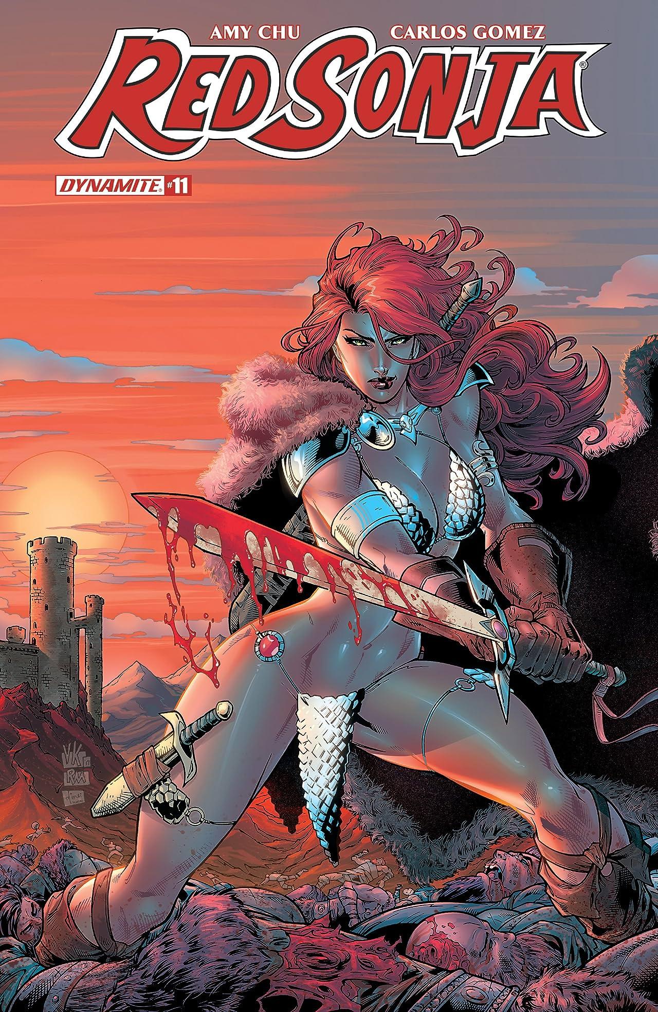 Red Sonja Vol. 4 #11