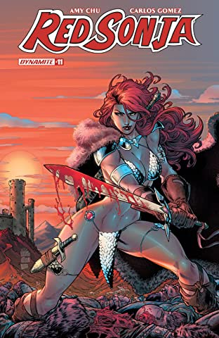 Red Sonja Vol. 4 #11