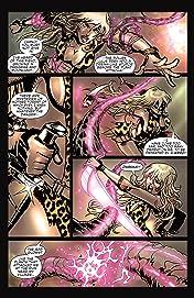 Sheena: Queen Of The Jungle #3