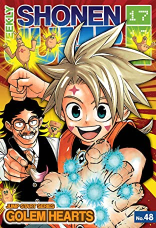 Weekly Shonen Jump Vol. 298: 10/30/2017