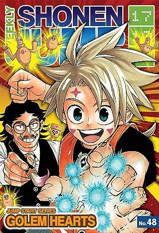 Weekly Shonen Jump Vol. 298: 10/30/2017