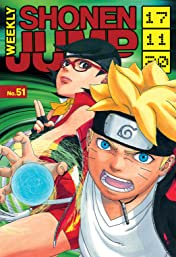 Weekly Shonen Jump Vol. 301: 11/20/2017