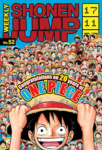 Weekly Shonen Jump Vol. 302: 11/27/2017