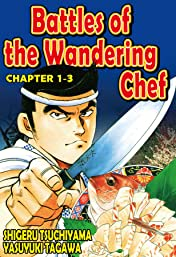 BATTLES OF THE WANDERING CHEF #3