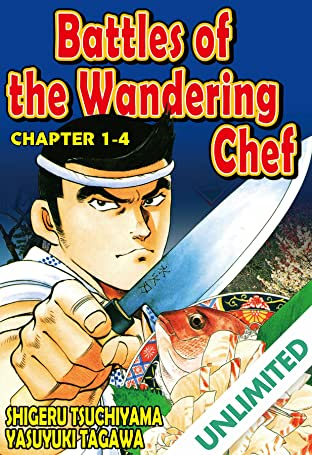 BATTLES OF THE WANDERING CHEF #4