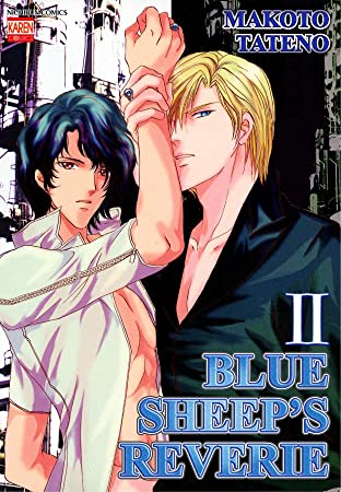 BLUE SHEEP'S REVERIE (Yaoi Manga) Vol. 2