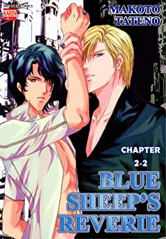 BLUE SHEEP'S REVERIE (Yaoi Manga) #5