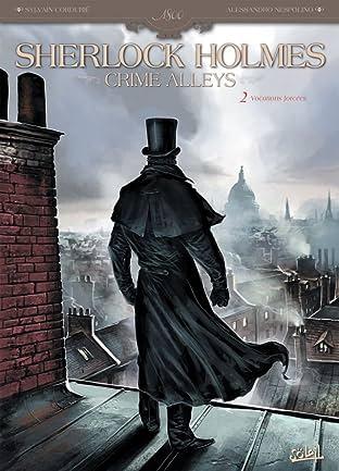 Sherlock Holmes crime alleys Vol. 2: Vocations forcées