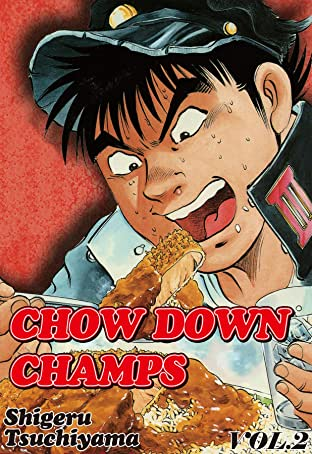 CHOW DOWN CHAMPS Tome 2