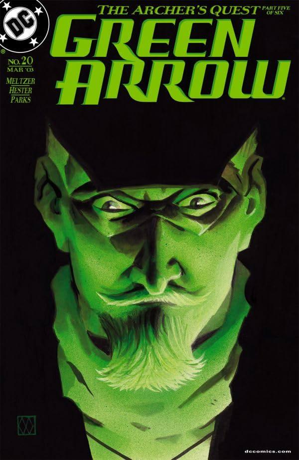 Green Arrow (2001-2007) #20