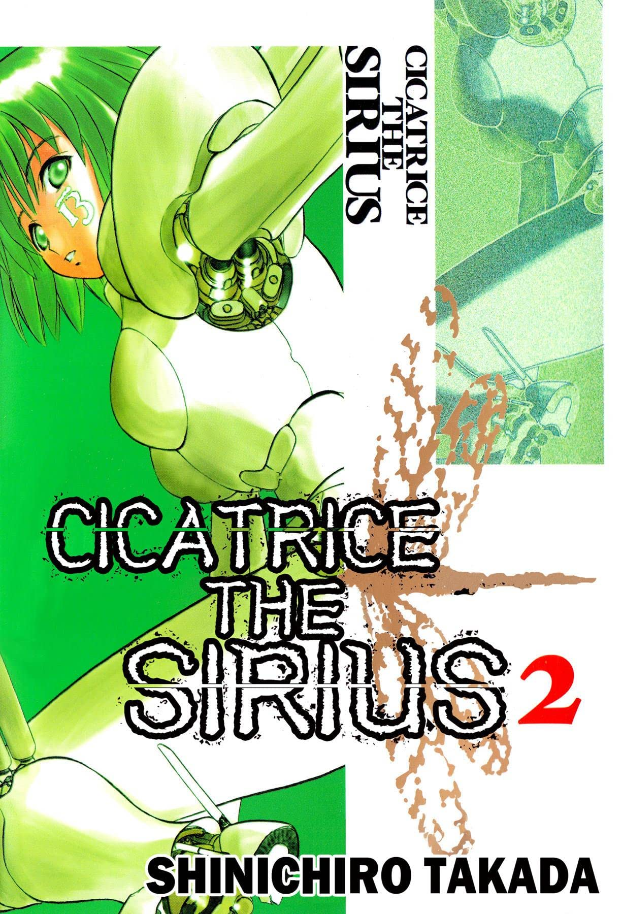 CICATRICE THE SIRIUS Vol. 2