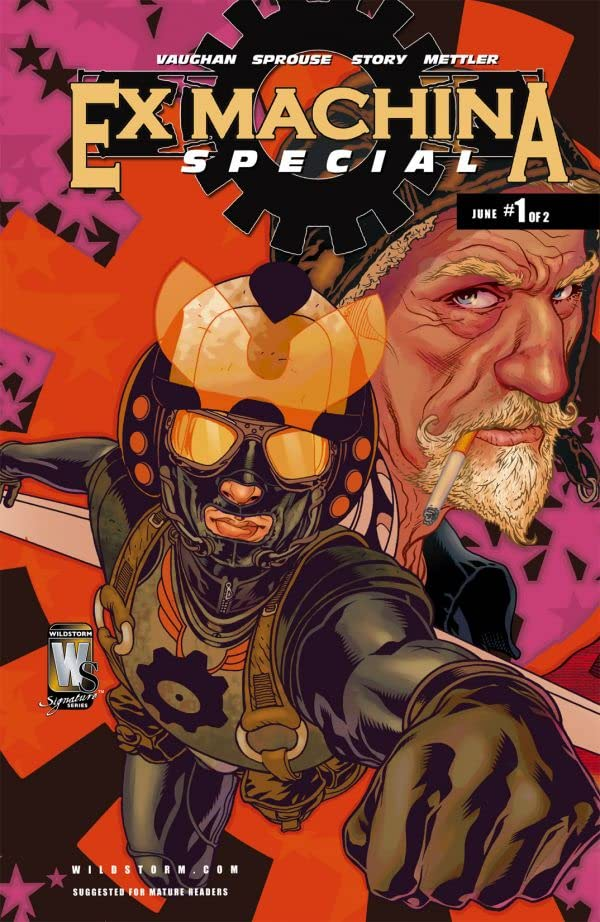 Ex Machina Special #1 (of 2)